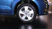 New Skoda Rapid (facelift) wheel launch images