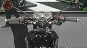 New Triumph T100 Black handlebar at Thai Motor Expo