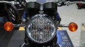 New Triumph T100 headlamp at Thai Motor Expo