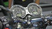 New Triumph T100 instrumentation at Thai Motor Expo