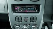 Nissan NP200 ICE centre console