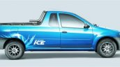 Nissan NP200 ICE profile