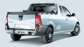 Nissan NP200 ICE rear three quarters  right side