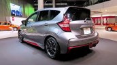 Nissan Note e-Power NISMO rear three quarters