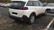Peugeot 5008 rear spotted post debut