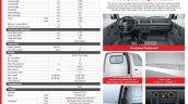 Philippines-spec Suzuki Super Carry brochure scan second image