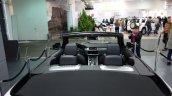 Range Rover Evoque Convertible rear at 2016 Bogota Auto Show