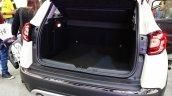 Renault Captur (Renault Kaptur) boot at 2016 Bogota Auto Show