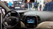 Renault Captur (Renault Kaptur) dashboard at 2016 Bogota Auto Show