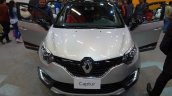 Renault Captur (Renault Kaptur) front at 2016 Bogota Auto Show