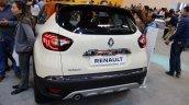 Renault Captur (Renault Kaptur) rear at 2016 Bogota Auto Show