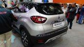 Renault Captur (Renault Kaptur) rear three quarters at 2016 Bogota Auto Show