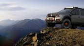 Renault Duster Extreme Concept front three quarters