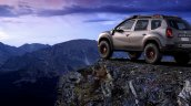 Renault Duster Extreme Concept rear three quarters scenic