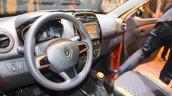Renault Kwid Outsider interior unveiled Brazi.