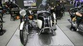 Royal Enfield Classic 500 sidecar front at Thai Motor Expo.jpg