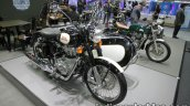 Royal Enfield Classic 500 sidecar front three quarter right at Thai Motor Expo.jpg