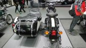 Royal Enfield Classic 500 sidecar rear at Thai Motor Expo.jpg