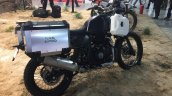 Royal Enfield Himalayan side at EICMA 2016