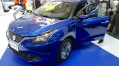 suzuki-baleno-blue-at-the-bogota-motor-show