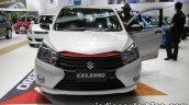 Suzuki Celerio Limited front at Thai Motor Expo