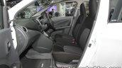 Suzuki Celerio Limited interior at Thai Motor Expo