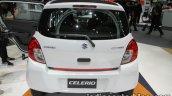 Suzuki Celerio Limited rear at Thai Motor Expo