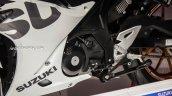 Suzuki GSX-R150 engine at IMOS 2016