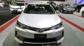 Toyota Corolla ESport front at 2016 Thai Motor Expo