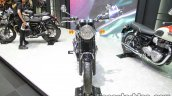 Triumph T100 front at Thai Motor Expo
