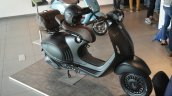 Vespa 946 Emporio Armani front three quarter launched