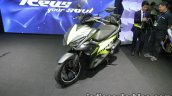Yamaha Aerox155 front three quarter at Thai Motor Expo