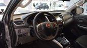 2016 Fiat Fullback interior dashboard at 2016 Bologna Motor Show