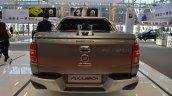 2016 Fiat Fullback rear at 2016 Bologna Motor Show
