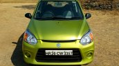 2016 Maruti Alto 800 (Facelift) front Review