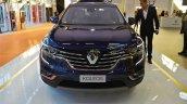 2016 Renault Koleos front at 2016 Bologna Motor Show