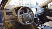 2016 Renault Koleos interior at 2016 Bologna Motor Show