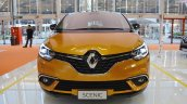 2016 Renault Scenic front at 2016 Bologna Motor Show