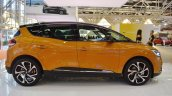 2016 Renault Scenic profile at 2016 Bologna Motor Show