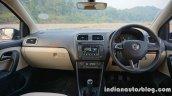 2016 Skoda Rapid dashboard review