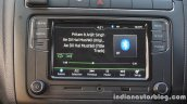 2016 Skoda Rapid infotainment review