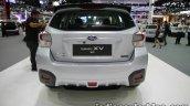 2016 Subaru XV STi (facelift) rear at the Thai Motor Expo Live