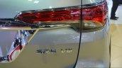 2016 Toyota Fortuner TRD V6 badge in Oman