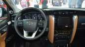 2016 Toyota Fortuner TRD driver area in Oman