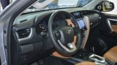 2016 Toyota Fortuner TRD interior in Oman