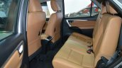 2016 Toyota Fortuner TRD rear cabin in Oman