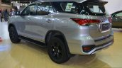 2016 Toyota Fortuner TRD rear three quarter in Oman