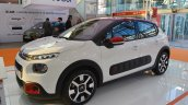 2017 Citroen C3 front three quarters at 2016 Bologna Motor Show