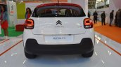 2017 Citroen C3 rear at 2016 Bologna Motor Show