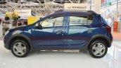 2017 Dacia Sandero profile at 2016 Bologna Motor Show